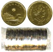 1 DOLLAR -  ROULEAU ORIGINAL DE 1 DOLLAR 2012