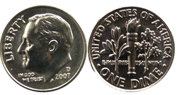 10 CENTS -  10 CENTS 2007