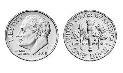 10 CENTS -  10 CENTS 2018