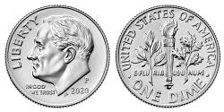 10 CENTS -  10 CENTS 2020