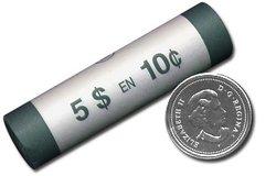 10 CENTS -  ROULEAU ORIGINAL DE 10 CENTS 2005