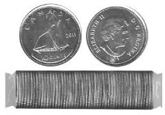 10 CENTS -  ROULEAU ORIGINAL DE 10 CENTS 2011