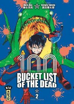 100 BUCKET LIST OF THE DEAD -  (V.F.) 02