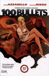 100 BULLETS -  100 BULLETS DELUXE COLLECTION TP 04
