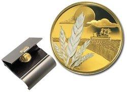 100 DOLLARS -  100E ANNIVERSAIRE DE LA DÉCOUVERTE DU BLÉ MARQUIS -  PIÈCES DU CANADA 2003 28