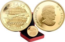 100 DOLLARS -  150E ANNIVERSAIRE DES CONFÉRENCES DE QUÉBEC ET DE CHARLOTTETOWN -  PIÈCES DU CANADA 2014 39