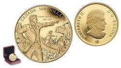 100 DOLLARS -  200E ANNIVERSAIRE DE LA DESCENTE DU FLEUVE FRASER -  PIÈCES DU CANADA 2008 33