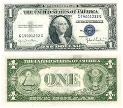 1935 -  1 DOLLAR  DES ETATS-UNIS (EF)