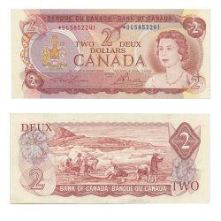 1974 -  2 DOLLARS 1974, LAWSON/BOUEY (AU)