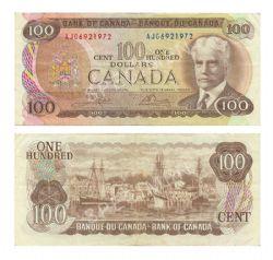 1975 -  100 DOLLARS 1975, CROW/BOUEY (F)