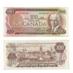 1975 -  100 DOLLARS 1975, LAWSON/BOUEY (F)