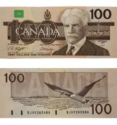 1988 -  100 DOLLARS 1988, KNIGHT/DODGE (AU)