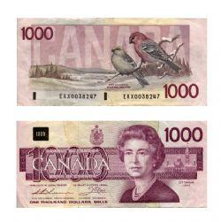 1988 -  1000 DOLLARS 1988, THIESSEN/CROW (F)