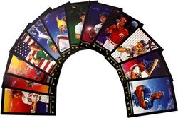 1991 BASEBALL -  PRO-VISION (12 CARTES)