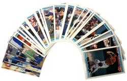 1992 BASEBALL -  SERIE DONRUSS MCDONALD'S (32 CARTES)
