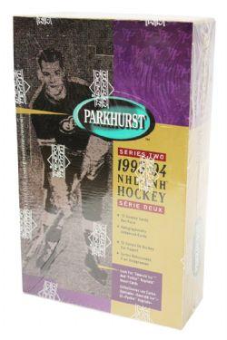 1993-94 HOCKEY -  PARKHURST SERIES 2 - BOITE DE 36 PAQUETS