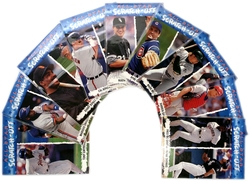 1993 BASEBALL -  SÉRIE FUN PACK ALL-STARS (9 CARTES)