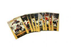 1996-97 HOCKEY -  SÉRIE LEAF GOLD ROOKIES (10 CARTES)