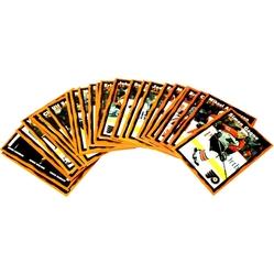 1999-00 HOCKEY -  SÉRIE CARTE POSTALE FLYERS DE PHILADELPHIE (26 CARTES)