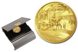 200 DOLLARS -  LA FERME DE L'HABITANT PAR CORNELIUS KRIEGHOFF -  PIÈCES DU CANADA 2001