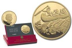 200 DOLLARS -  LA TRAITE DES FOURRURES -  PIÈCES DU CANADA 2005