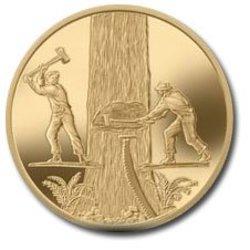 200 DOLLARS -  LE COMMERCE DU BOIS -  PIÈCES DU CANADA 2006