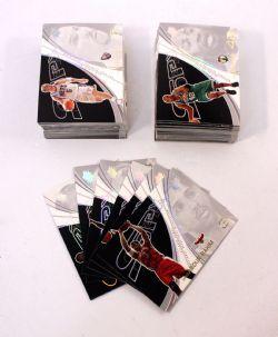 2002-03 BASKETBALL -  SÉRIE SPX (90 CARTES)