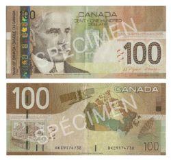 2004 -  100 DOLLARS 2004, JENKINS/DODGE (VF)