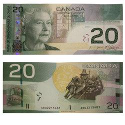 2004 -  20 DOLLARS 2004, JENKINS/CARNEY (GUNC)