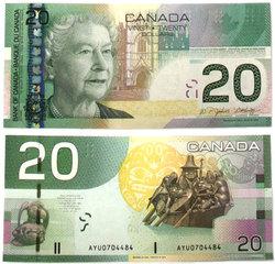 2004 -  20 DOLLARS 2004, JENKINS/DODGE (GUNC)