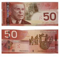 2004 -  50 DOLLARS 2004, JENKINS/DODGE (VF)