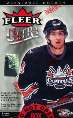 2005-06 HOCKEY -  FLEER ULTRA BLASTER (P8/B8)
