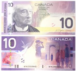 2005 -  10 DOLLARS 2005, JENKINS/DODGE (CUNC)