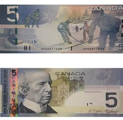 2006 -  5 DOLLARS 2006, JENKINS/CARNEY (GUNC)