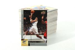 2009-10 BASKETBALL -  SÉRIE UD FIRST EDITION (175 CARTES)