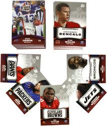 2011 FOOTBALL -  SÉRIE TOPPS RISING ROOKIES (200 CARTES)