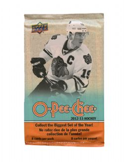 2012-13 HOCKEY -  O-PEE-CHEE - RETAIL (P8/B36/C12)