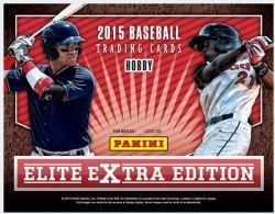 2015 BASEBALL -  PANINI ELITE EXTRA EDITION (P5/B20)