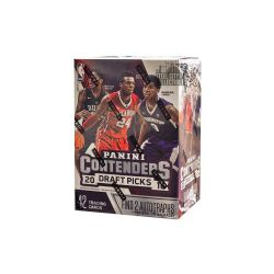 2016-17 BASKETBALL -  PANINI CONTENDERS DRAFT PICKS BLASTER BOX