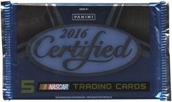2016 NASCAR -  PANINI CERTIFIED (P5/B10)