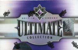 2017-18 HOCKEY -  ULTIMATE COLLECTION (P4)