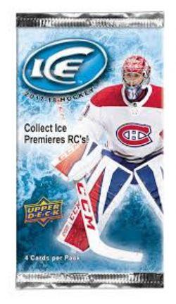 2017-18 HOCKEY -  UPPER DECK ICE (P4/B6/C10)