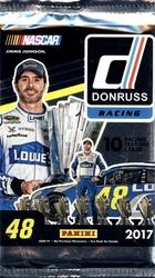 2017 NASCAR -  PANINI DONRUSS RACING (P10/B24/C12)