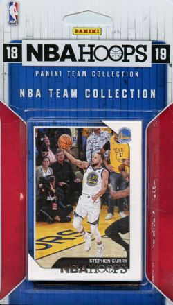 2018-19 BASKETBALL -  ENSEMBLE PANINI NBA HOOPS DES ALL-STARS (10 CARTES)