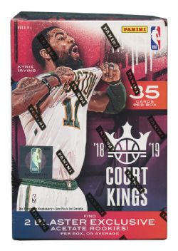 2018-19 BASKETBALL -  PANINI COURT KINGS BLASTER (P5/B7)