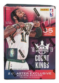 2018-19 BASKETBALL -  PANINI COURT KINGS BLASTER (P5/B7)