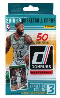 2018-19 BASKETBALL -  PANINI DONRUSS BASKETBALL - HANGER BOX (B50)