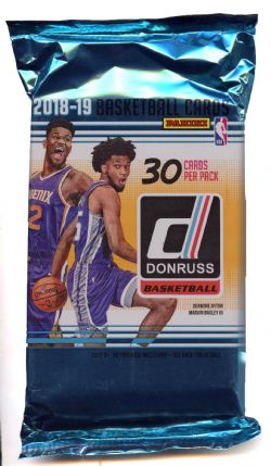 2018-19 BASKETBALL -  PANINI DONRUSS (P30/B10)