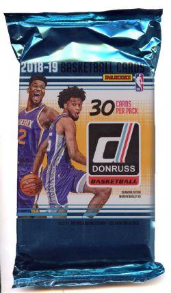 2018-19 BASKETBALL -  PANINI DONRUSS (P30/B10)