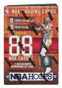 2018-19 BASKETBALL -  PANINI NBA HOOPS BLASTER (P8/B11)